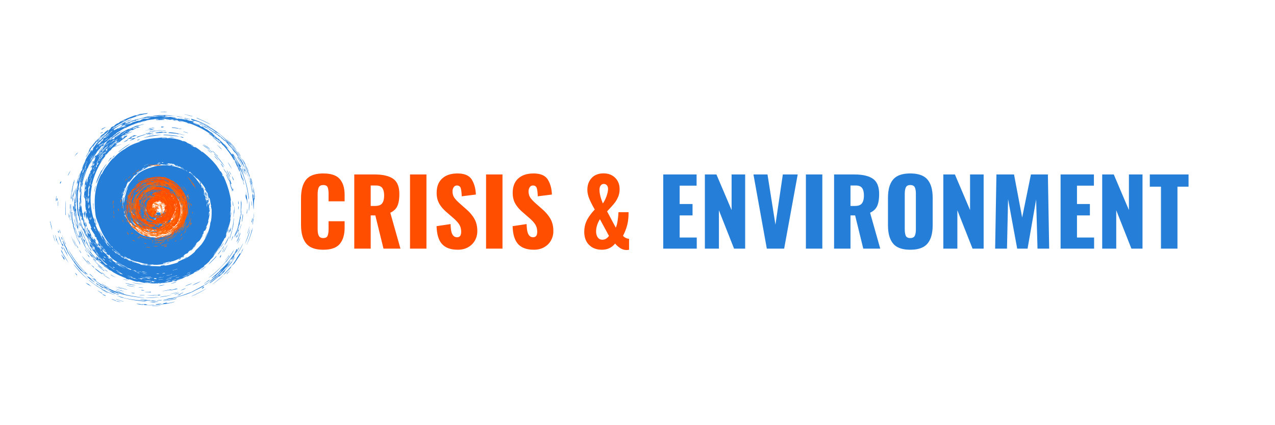 CRISIS & ENVIRONMENT